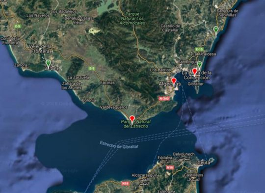 Puertos Marina Blue