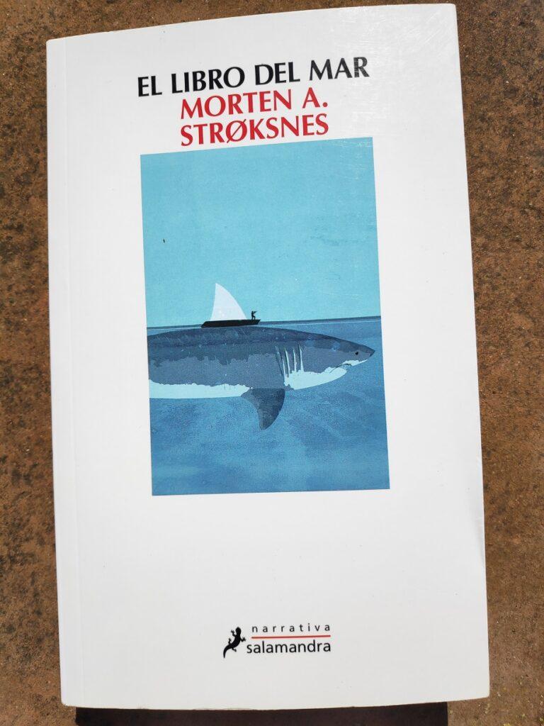 portada libro del mar foto realizada por Marina blue avistamientos